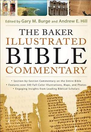 The Baker Illustrated Bible Commentary - 50% off