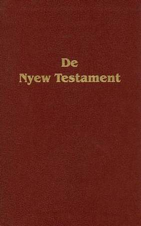 Gullah New Testament-OE