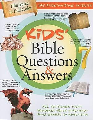 Kids' Bible Questions and Answers