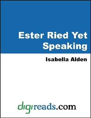 Ester Ried Yet Speaking [Adobe Ebook]