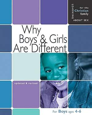 Why Boys and Girls Are Different Boys'  Edition