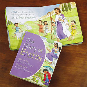 The Story of Easter Book