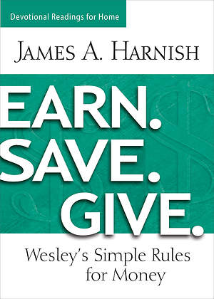 Earn. Save. Give. Devotional Readings for Home - Package of 25