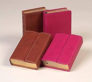 Large Print Compact Reference Bible King James Version
