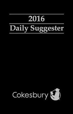 2016 Ecumenical Daily Suggester