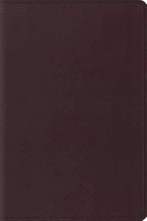 ESV Personal Reference Bible (Brown)