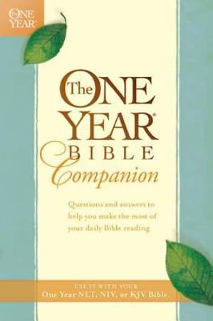 The One Year Bible Companion [ePub Ebook]
