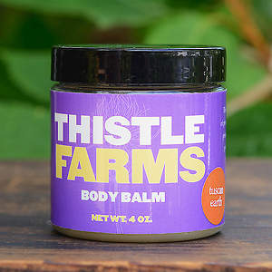 Thistle Farms Body Balm - Tuscan Earth