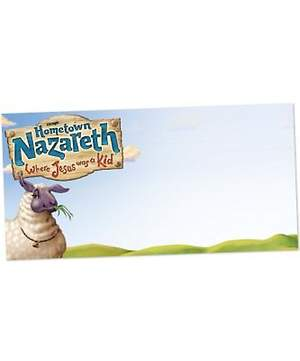 Group Vacation Bible School 2015 Nazareth Giant Outdoor Banner VBS