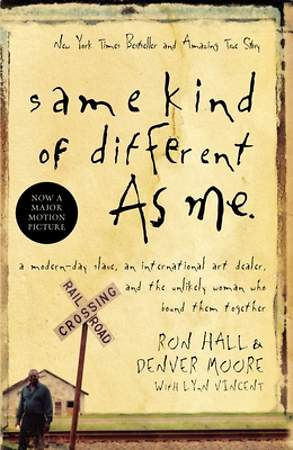 Same Kind of Different as Me - Paperback