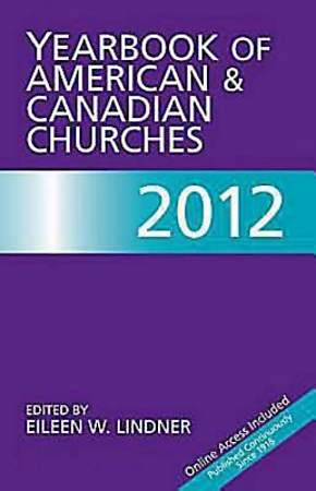 Yearbook of American & Canadian Churches 2012 - eBook [ePub]