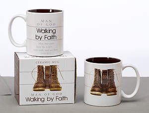 Man of God 12oz Ceramic Mug