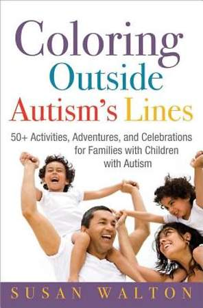 Coloring Outside Autism's Lines [ePub Ebook]