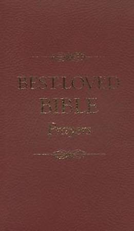 Best-Loved Bible Prayers