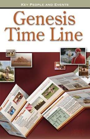 Genesis Time Line (Pack of 5)