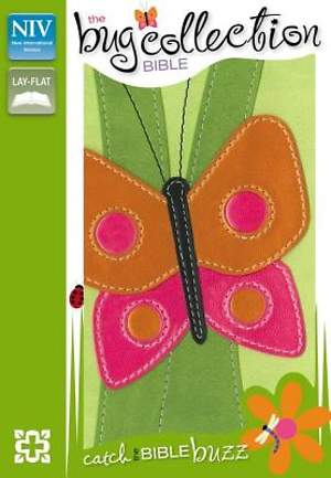 Bug Collection Bible, Butterfly-New International Version