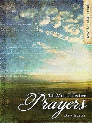 21 Most Effective Prayers of the Bible Devotional Journal