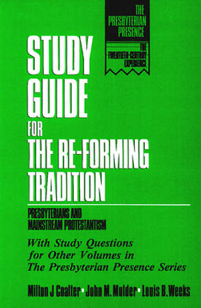 Reforming Tradition