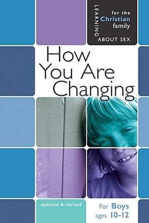 How You Are Changing Boys'  Edition