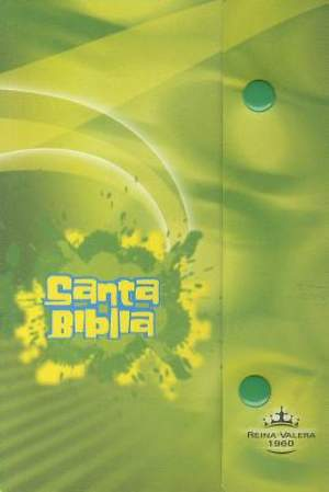 Santa Biblia-Rvr 1960-Snap Closure