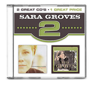 Sara Groves - Conversations/Add To The Beauty CD