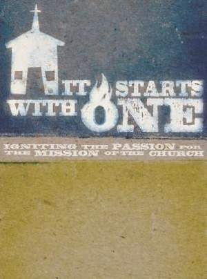 It Starts with One DVD