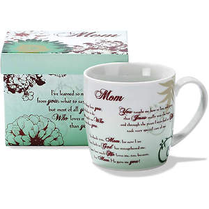 Mom Porcelain Mug
