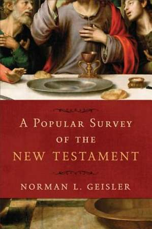 A Popular Survey of the New Testament [ePub Ebook]