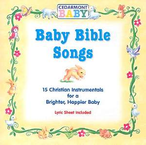Baby Bible Songs Music CD