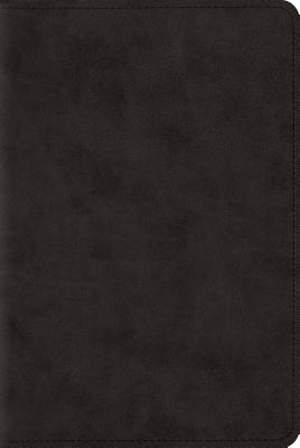 ESV Reader's Bible (Trutone, Black)