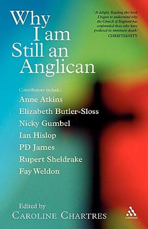 Why I Am Still an Anglican
