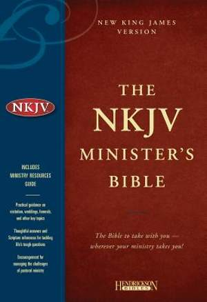 The NKJV Minister's Bible
