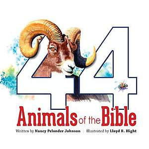 44 Animals of the Bible [Adobe Ebook]
