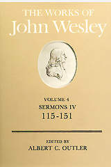 The Works of John Wesley Volume 4