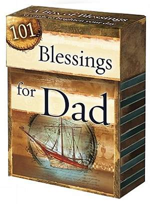 101 Blessings- Dad