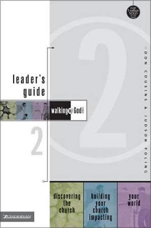 Walking with God Leader's Guide 2