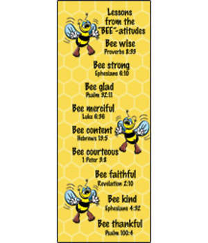 Beatitudes Bookmark Package of 25