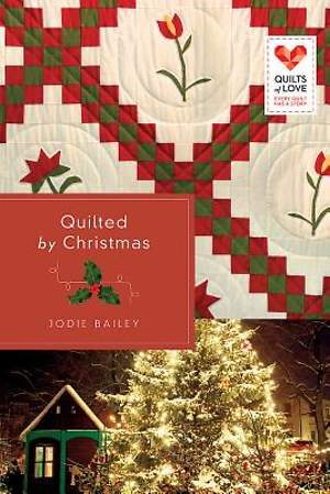 Quilted by Christmas - eBook [ePub]