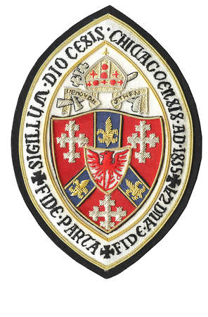 SEAL-DIOCESE OF CHICAGO