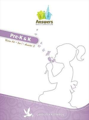 ABC Full Kit - Pre K & K 3rd Qtr