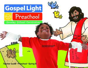 Gospel Light Preschool Teacher Guide Spring 2015