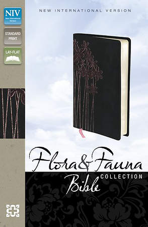 NIV Thinline Flora and Fauna Collection Bible