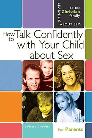 How to Talk Confidently with Your Child about Sex