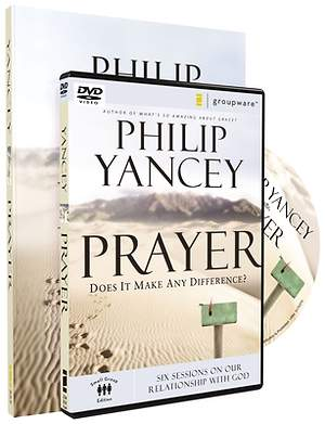 Prayer Participant`s Guide with DVD