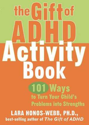 The Gift of ADHD Activity Book [Adobe Ebook]