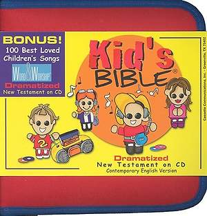 Kid's New Testament-CEV