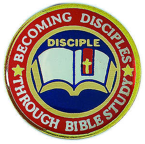 Disciple I Becoming Disciples Through Bible Study: Lapel Pins (Package of 6)