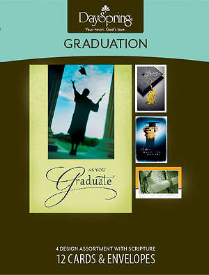 Traditional Graduation Boxed Cards