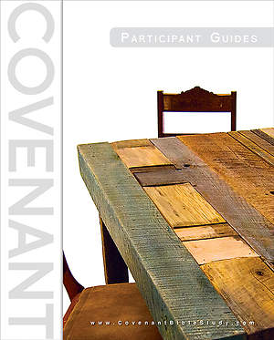 Covenant Bible Study: Participant Guides (Set of 3)