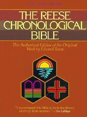 The Reese Chronological King James Version Bible